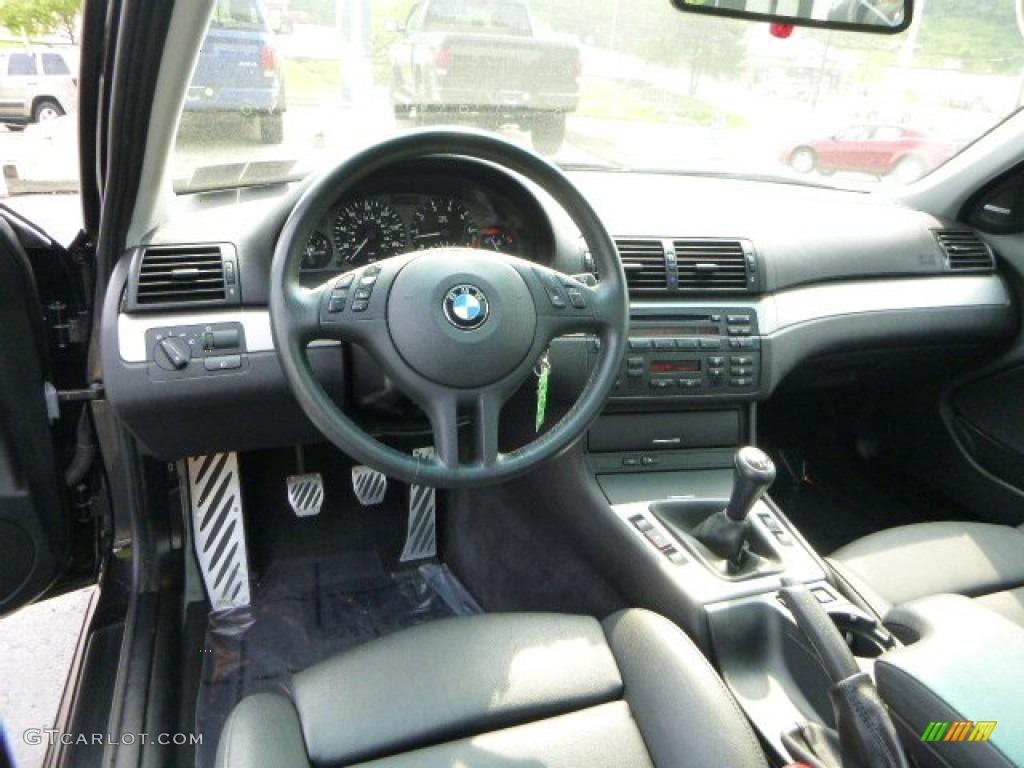2004 BMW 3 Series 325i Sedan Interior Color Photos