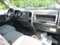 Black/Diesel Gray Dashboard Photo for 2014 Ram 1500 #94540356
