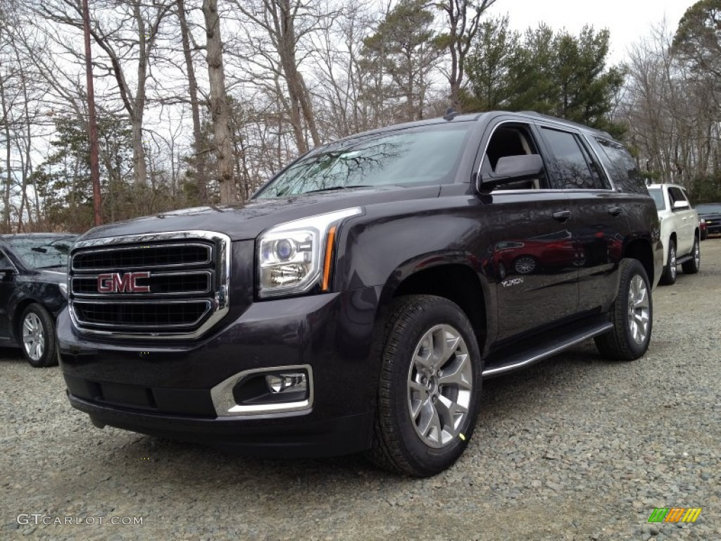 2015 iridium metallic gmc yukon slt 4wd 94515222 car color galleries. Black Bedroom Furniture Sets. Home Design Ideas