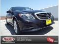 Obsidian Black Metallic 2014 Mercedes-Benz E E250 BlueTEC 4Matic Sedan