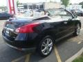 2011 Super Black Nissan Murano CrossCabriolet AWD  photo #5