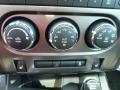 2014 Dodge Challenger Anniversary Dark Slate Gray/Foundry Black Interior Controls Photo