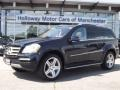 Capri Blue Metallic 2012 Mercedes-Benz GL 550 4Matic