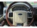 2012 Green Gem Metallic Ford F250 Super Duty King Ranch Crew Cab 4x4  photo #35