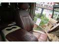 2012 Green Gem Metallic Ford F250 Super Duty King Ranch Crew Cab 4x4  photo #49