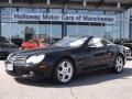 2004 Black Mercedes-Benz SL 600 Roadster #94553159
