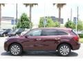 Dark Cherry Pearl 2014 Acura MDX Gallery