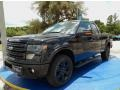 Tuxedo Black 2014 Ford F150 Gallery