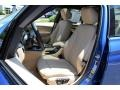 Venetian Beige Front Seat Photo for 2014 BMW 3 Series #94580023