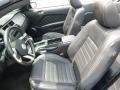2011 Grabber Blue Ford Mustang V6 Premium Convertible  photo #15