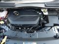2014 Sterling Gray Ford Escape SE 1.6L EcoBoost  photo #11