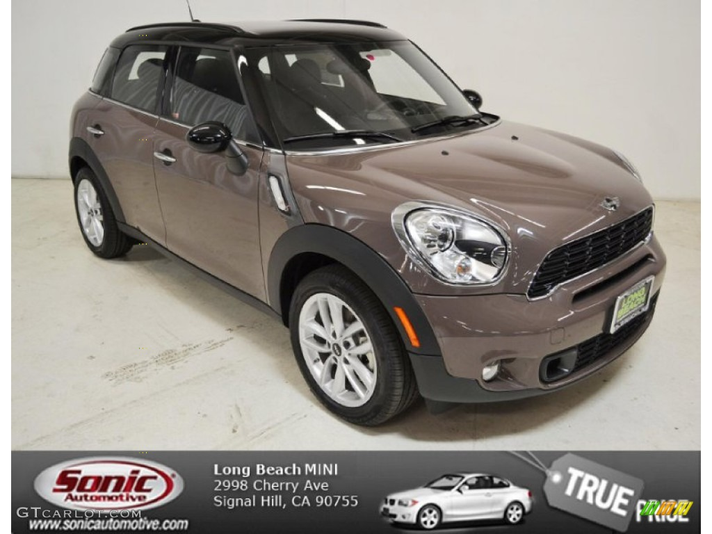 2014 light coffee mini cooper s countryman 94553140 car color galleries. Black Bedroom Furniture Sets. Home Design Ideas