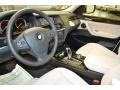 2014 BMW X3 Oyster Interior Interior Photo