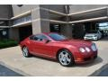 Umbrian Red 2004 Bentley Continental GT