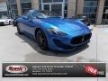 Blu Sofisticato (Sport Blue Metallic) 2013 Maserati GranTurismo Sport Coupe