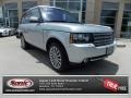 Indus Silver Metallic 2012 Land Rover Range Rover Supercharged
