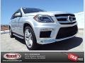 Iridium Silver Metallic 2014 Mercedes-Benz GL 550 4Matic