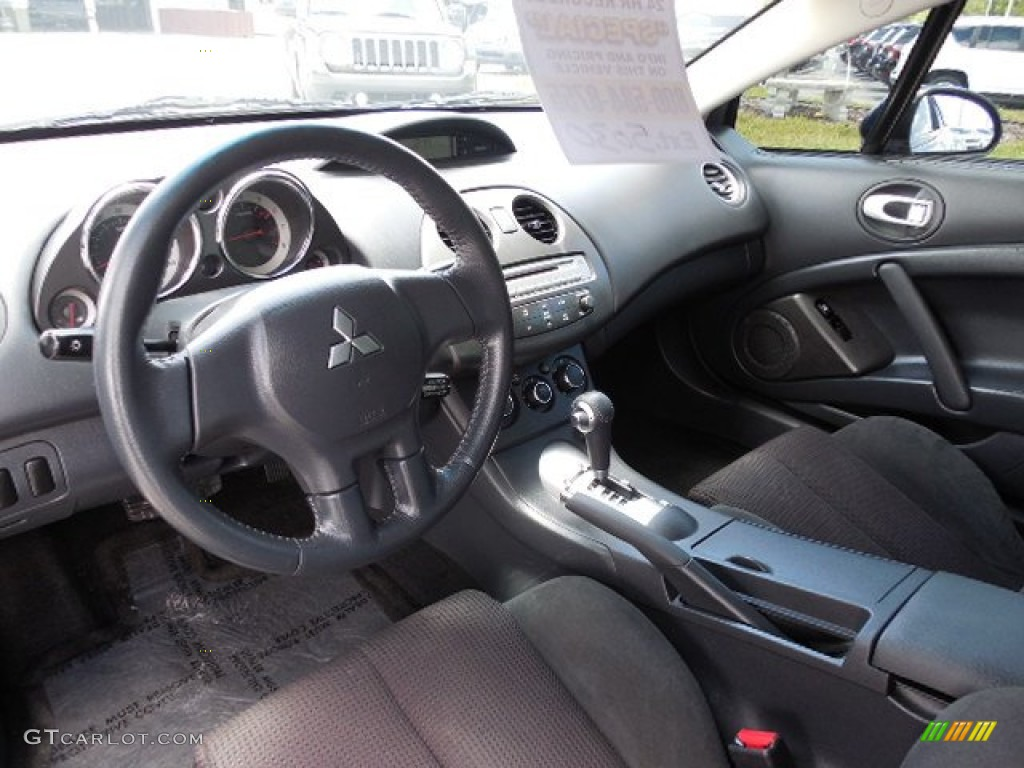 2009 Mitsubishi Eclipse Gs Coupe Interior Color Photos Gtcarlot Com