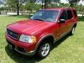 Toreador Red Metallic 2002 Ford Explorer Gallery