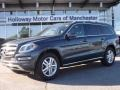 Steel Grey Metallic 2014 Mercedes-Benz GL 450 4Matic