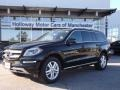 Black 2014 Mercedes-Benz GL 350 BlueTEC 4Matic