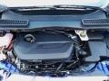 2014 Deep Impact Blue Ford Escape SE 1.6L EcoBoost  photo #12