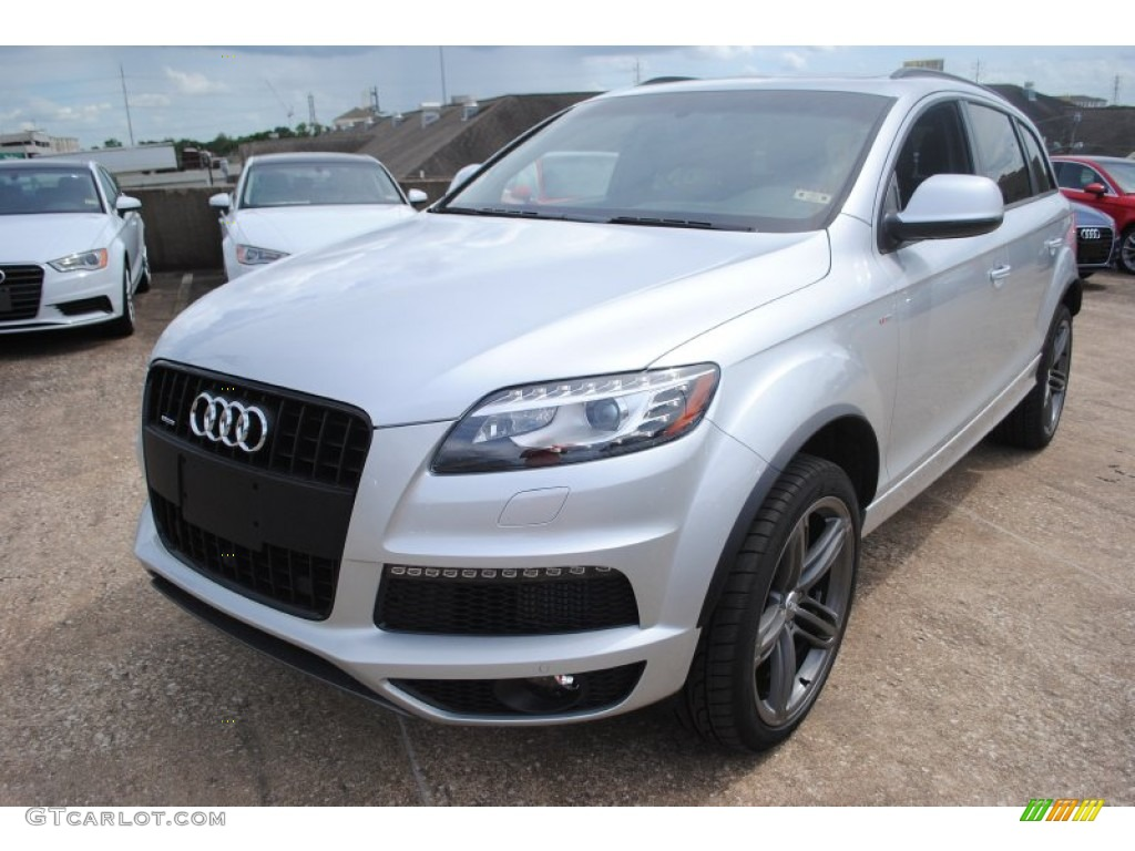 2014 audi q7 3 0 tdi quattro exterior photos. Black Bedroom Furniture Sets. Home Design Ideas