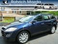 Stormy Blue Mica 2010 Mazda CX-9 Grand Touring AWD