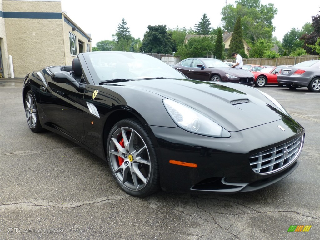 Permalink to 2013 Ferrari California