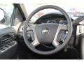 2013 Mocha Steel Metallic Chevrolet Silverado 1500 LTZ Crew Cab 4x4  photo #11
