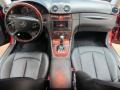 Dashboard of 2005 CLK 320 Coupe