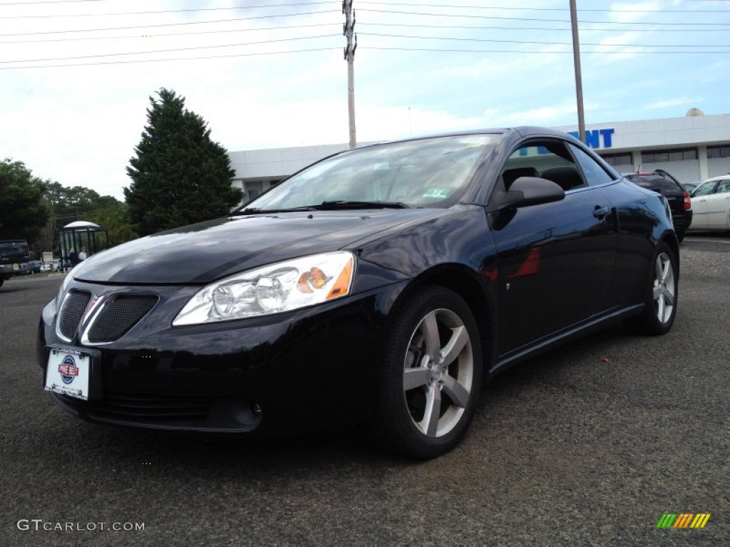 2007 black pontiac g6 gt convertible 94701327 photo 4 car color galleries. Black Bedroom Furniture Sets. Home Design Ideas