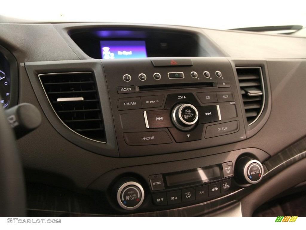 2012 Honda CR-V EX-L 4WD Controls Photos