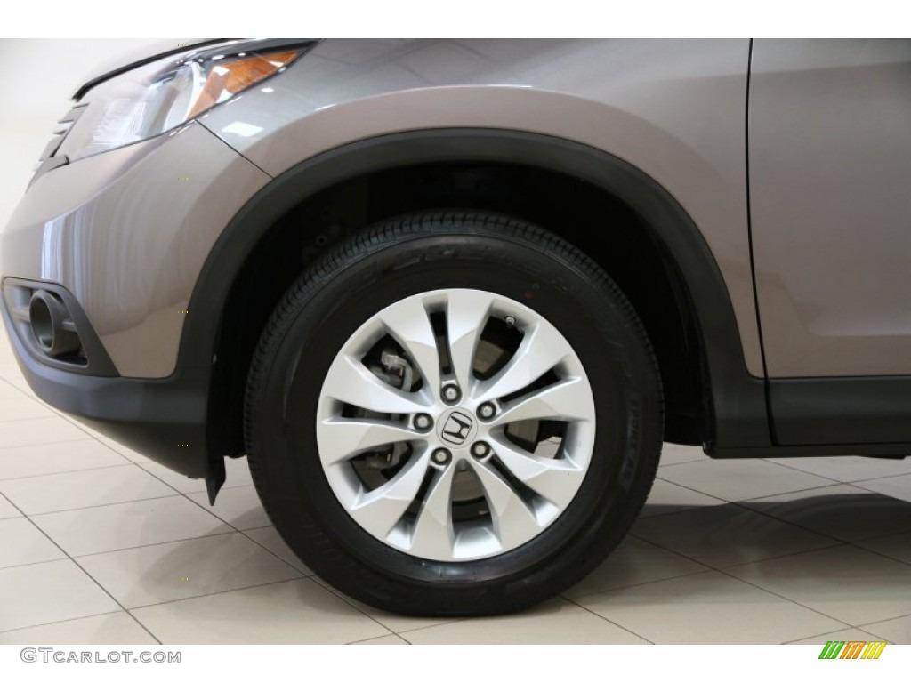 2012 Honda CR-V EX-L 4WD Wheel Photo #94733035