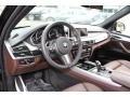 Mocha 2014 BMW X5 Interiors