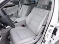 Gray/Dark Gray 2014 Mercedes-Benz E Interiors