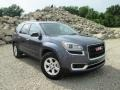 2014 Atlantis Blue Metallic GMC Acadia SLE #94729972
