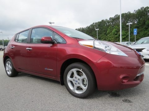 2014 nissan leaf data info and specs for 80kw ac synchronous electric motor