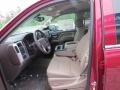 Sonoma Red Metallic - Sierra 1500 SLT Double Cab Photo No. 10