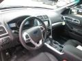 2015 Ford Explorer Sport Charcoal Black Interior Prime Interior Photo