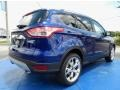 2014 Deep Impact Blue Ford Escape Titanium 1.6L EcoBoost  photo #3