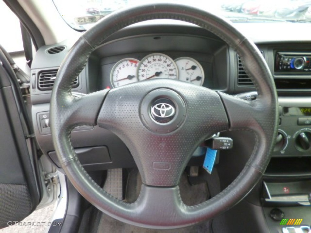 2007 toyota corolla s steering wheel photos. Black Bedroom Furniture Sets. Home Design Ideas