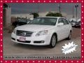 Blizzard White Pearl 2008 Toyota Avalon Limited