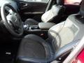 Black Front Seat Photo for 2015 Chrysler 200 #94780284