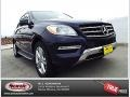 Lunar Blue Metallic 2014 Mercedes-Benz ML 350