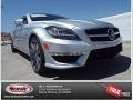 Iridium Silver Metallic 2014 Mercedes-Benz CLS 63 AMG
