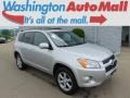 Classic Silver Metallic 2011 Toyota RAV4 V6 Limited 4WD