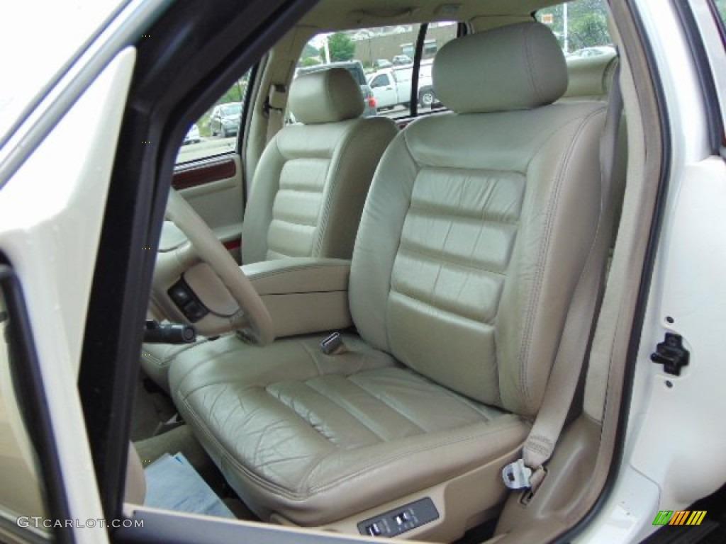 1996 Cadillac Deville Sedan Interior Photos