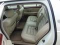 1996 Cadillac DeVille Gray Interior Rear Seat Photo