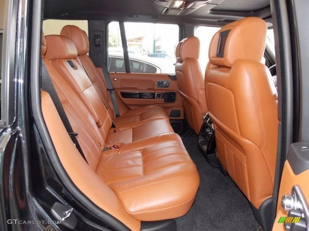 Semi Aniline Tan Interior 2012 Land Rover Range Rover Autobiography ...